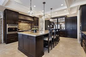 Kitchen Floor Idea Choices Of Kitchen Floors With White Vs Dark Cabinets
