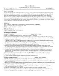 Sample Resume Undergraduate by Sample Resume Graduate Research Assistant Templates
