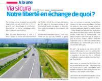 Suisse Via Sicura Davantage De Liberté Pour Les Revue De Presse Sos Permis