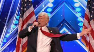 america u0027s got talent 2017 donald trump wins again full audition