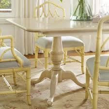 Double Pedestal Dining Table Somerset Bay Cohasset Double Pedestal Dining Table