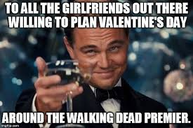 Walking Dead Valentine Meme - 15 walking dead valentine s day memes that perfectly combine