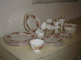 bone china dinner service second hand cutlery and crockery buy