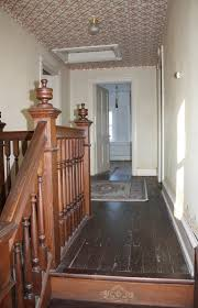 Stair Base Molding by High Street Market 3rd Floor Diy Wainscoting And Trim Update