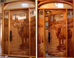 amazing carved wood doors home design garden architecture
