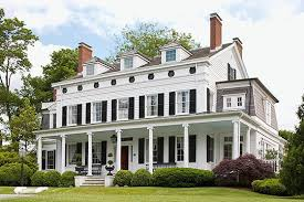 traditional home classic house great color traditional home