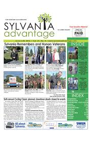 sylvania advantage first june 2017 by sylvaniaadvantage issuu