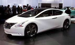 stunning hybrid future of lexus nissan ellure hybrid concept 2010 los angeles auto show u2013 car and