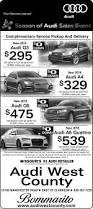 audi ads bommarito audi ad from 2017 12 08 ads stltoday com