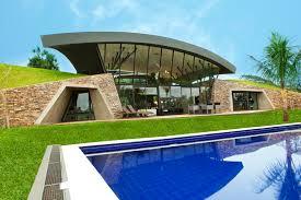 hillside home designs mesmerizing 10 modern hillside homes design inspiration of 35