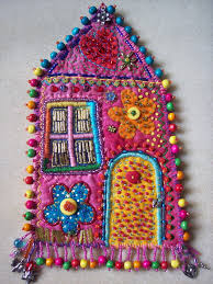 Would Love To Do Things by Funky Fiber Art House I Would Love To Make One Of These