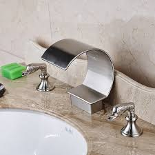 Bathroom Waterfall Faucet by Popular Designer Taps Bathroom Buy Cheap Designer Taps Bathroom