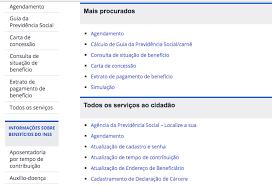 www previdencia gov br extrato de pagamento como calcular meu tempo de contribuição junto ao inss