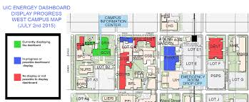 University Of Illinois Campus Map by July 2015 Office Of Sustainability Page 2
