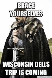 Wisconsin Meme - dells