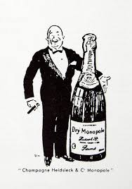 champagne bottle cartoon champagne period paper