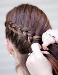 braided hairstyle instructions step by step step by step instructions on how to fishtail braid hairstyles