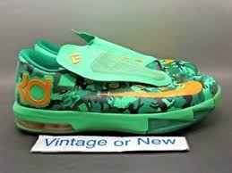 easter kd nike kd vi 6 easter gs kevin durant sz 7y ebay