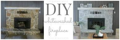 how to make old fireplace look modern