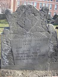 grave tombstone is this the oldest known tombstone in the united states the