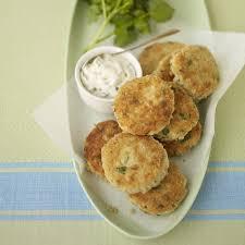 Seafood Recipes For Entertaining Martha by Lemon Horseradish Fish Cakes