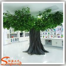 new product size artificial ficus trees plastic banyan bonsai