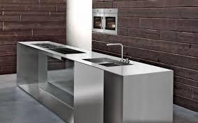 cucine piani cottura barazza srl elettrodomestici di design in acciaio per cucine