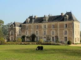 chambre hote chateau de la loire chateau de chambiers une ravissant chambres d hotes chateaux de la