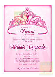 diy princess baby shower invitations disney princess printable ba