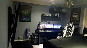 Gaming Desk Pc by Bedroom Enchanting Gaming Desks Google Search Individual Bedroom