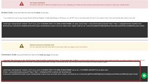 install conversion tracking on bigcommerce u2013 justuno