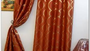 Burnt Orange Sheer Curtains Inspirational Burnt Orange Bedding And Curtains 2018 Curtain
