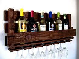 wood wine rack downtonalley co