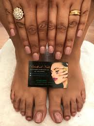we do fullset on toenails girls colour nails in my new gelish