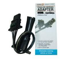 u haul trailer wiring adapter 4 round to 4 flat