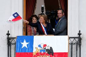 Chilian Flag Bachelet U0027s Chile Take Two No Se Mancha