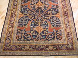 Old Persian Rug by Indian Gallery Carpet Oriental Rug Northern India Circa 1920 U0027s