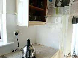 paint kitchen backsplash painted backsplash ideas kitchen juniorderby me