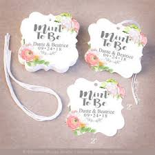 wedding favor tags mint to be wedding favor tags gift tags 50 75 100 150 200 300
