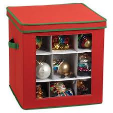 ornament storage box walmart storage decorations