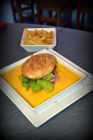 cuisine ch ti burger xxxl picture of ch ti charivari lomme tripadvisor