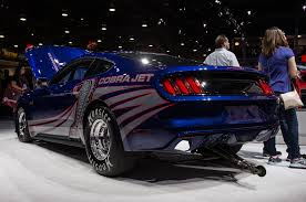 cobra mustang pictures 2016 ford mustang cobra jet is a factory built eight second drag racer