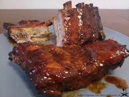 cuisiner travers de porc travers de porc