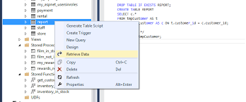 Oracle Drop Table If Exists Howto Using The Mysql Debugger Inside The Visual Studio Ide The