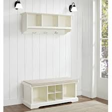 mudroom rustic hall tree storage bench hall tree with shoe