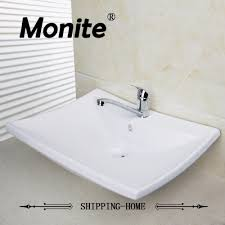 online buy wholesale ceramic bathroom sinks countertops from china