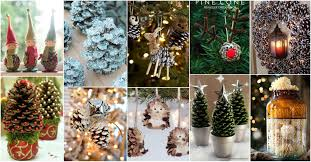 christmas pine cone ideas archives feelitcool com