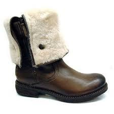 manas design manas design 1902 brown cuffed boots polyvore