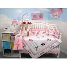 Ladybug Crib Bedding Set Ladybug Children Bedding We Buy Cheaper