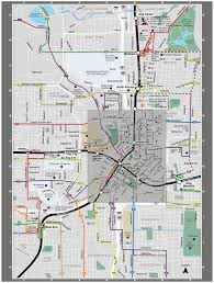 Marta Subway Map by Atlanta Marta Transit System Map Maplets